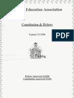 DPEA-bylaws