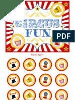 Imprimibles Del Circo