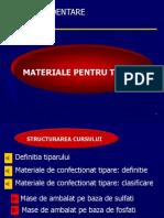 Materiale Dentare -Curs 6