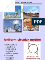01 - Uniform Circular Motion