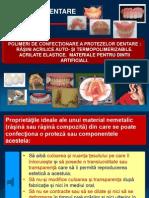 Materiale Dentare -Curs 7
