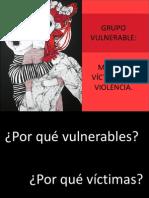 tema violencia de género