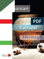 Albanian Culture Heritage Broschure