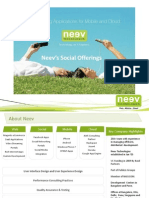 Neev Social Offerings