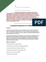 Administración Pastoral Parte 33