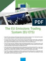 Factsheet the EU Emissions Trading