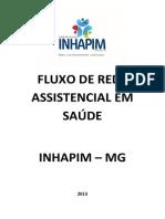 FLUXO DE REDE ASSISTENCIAL EM SAÚDE