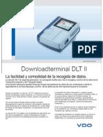 Descarga Datos DLT II