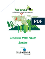Denwa IP-PBX Series v2 1 (R)