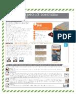 Fiche de Pose Paves Et Joint Polymere