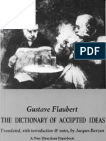 Flaubert, Gustave - Dictionary of Accepted Ideas (1954)
