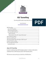 XSS Tunneling