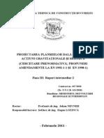 Comportarea PLANSEELOR DALA-Raport Intermediar 2