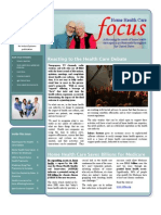 Home Healthcare Focus August 2009
