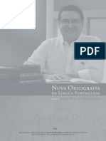 Nova Ortografia Sergio Nogueira