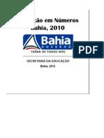 Edu Cacao Em Numero s Bahia 2010