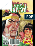 891 Samurai John Barry