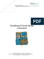 31) Breadboard Circuit Design