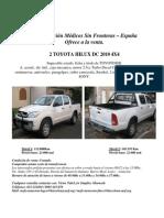 Toyota Hilux 2010 4x4