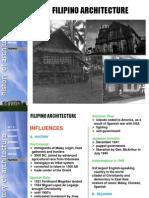 Filipino Architecture