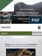 Side Event - Legality Framework