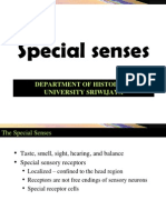 IT 12 _ 13 - Histology of Sensory System (Special Senses) - ZH