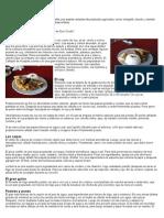 Ancash y su gastronomía