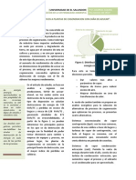 ANALISIS EXERGETICOS A PLANTAS DE COGENERACION CON CAÑA DE AZUCAR