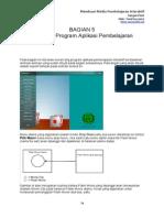 Bagian 5 Membuat Program Aplikasi Pembelajaran