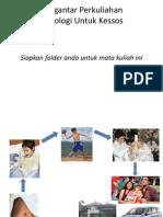 Kuliah Sosiologi (2) - Pengantar Perkuliahan Sosiologi Untuk Kessos
