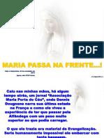 Maria Pass an a Frente