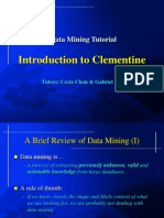 Introduction to Clementine1701