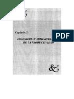 Capitulo2-Ingenieria y Administracion de La Productividad