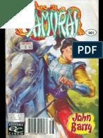 901 Samurai John Barry