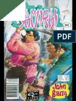 902 Samurai John Barry