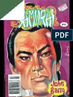 910 Samurai John Barry