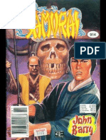 914 Samurai John Barry