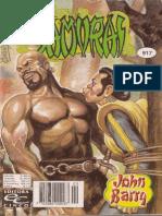 917 Samurai John Barry