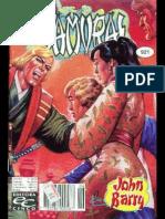 921 Samurai John Barry