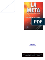 3944340 La Meta Eliyahu Goldratt
