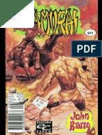 924 Samurai John Barry