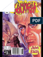 933 Samurai John Barry