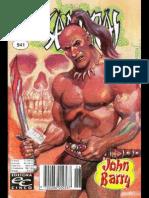 941 Samurai John Barry