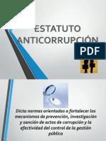 2. Estatuto Anticorrupción