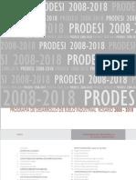 Prodesi 2008 2018 Copia