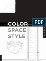 Color, Space, And Style - All the Details