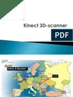 Kinect 3D Scanner