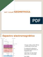 4.- Optica Geometrica