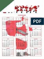 Calendar 2014 pentru copii 2