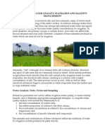 Water Quality for Agriculture a Primer